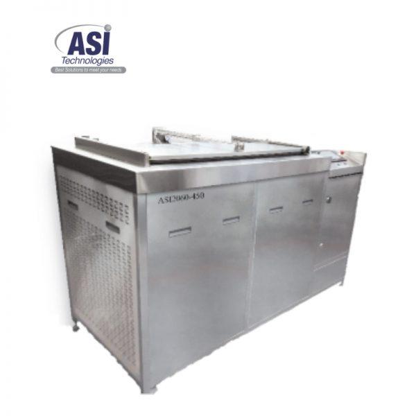 ניקוי רכיבים מדויקים -שטף של מכלולי חשמל דגםASI2060-450