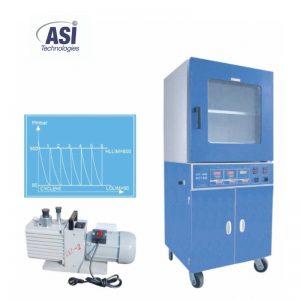 תנורי ייבוש וואקום דגם ASI | Automatic control Vacuum Oven